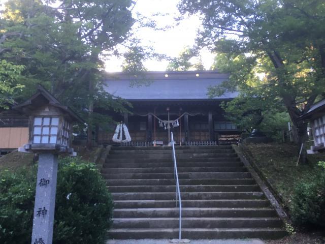 土津神社の建物その他