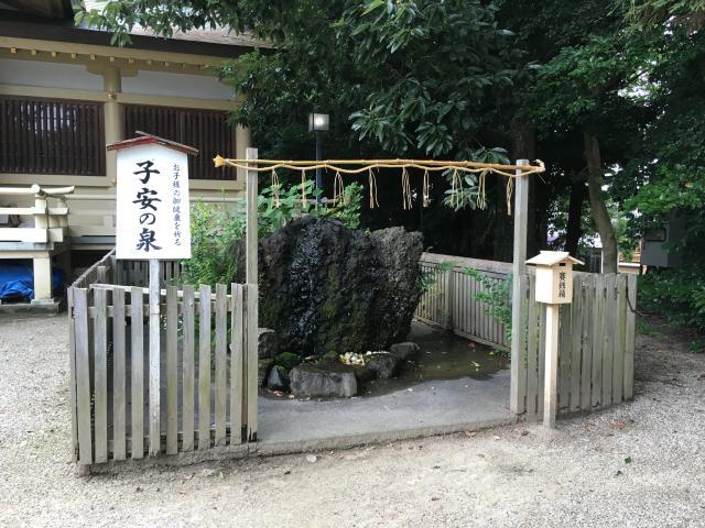 伊文神社の建物その他