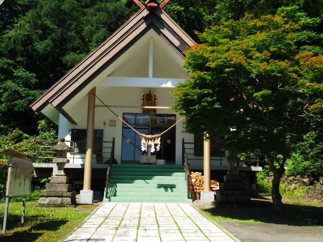 金刀比羅神社の本殿