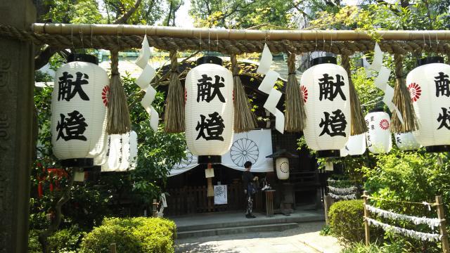 堀越神社(大阪府天王寺駅) - その他建物の写真