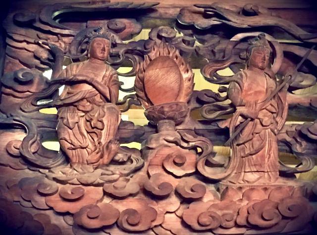 大庵寺の芸術