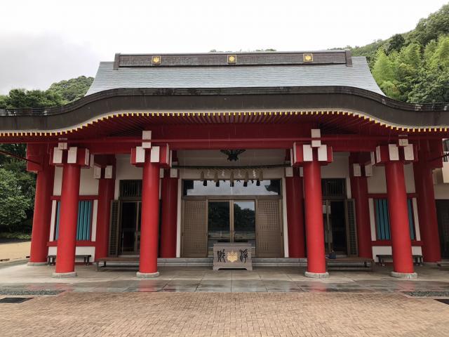 身代り不動尊(大明王院)の本殿
