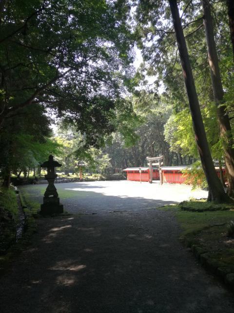 大分県宇佐宮弥勒寺跡の写真