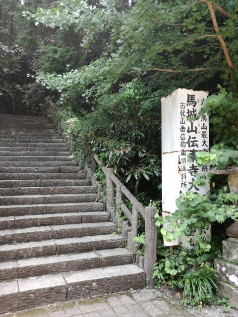 大分県傳乗寺(真木大堂)の写真