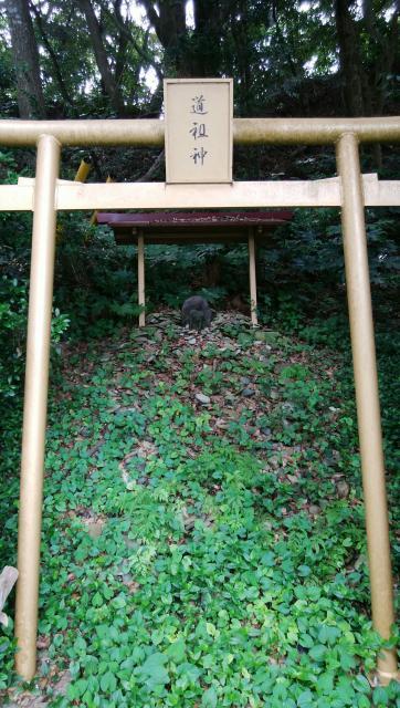 神社の近くの神社お寺|道祖神