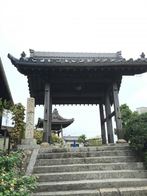 愛知県光明山 安徳寺の本殿