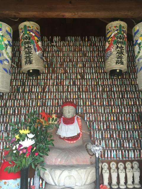 徳應山 福住寺の地蔵