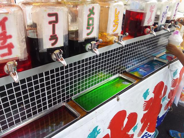 埼玉県高砂八幡神社の食事