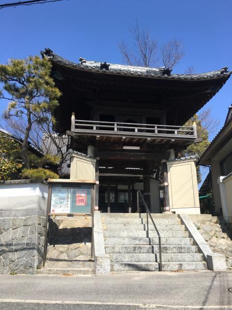 愛知県開運山 光照寺の本殿