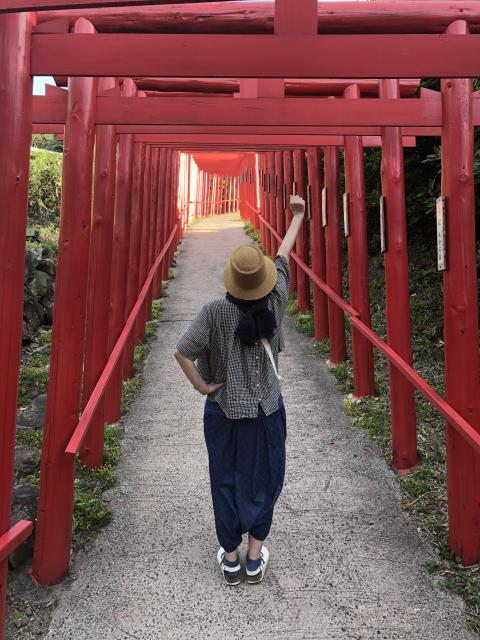 元乃隅神社の写真