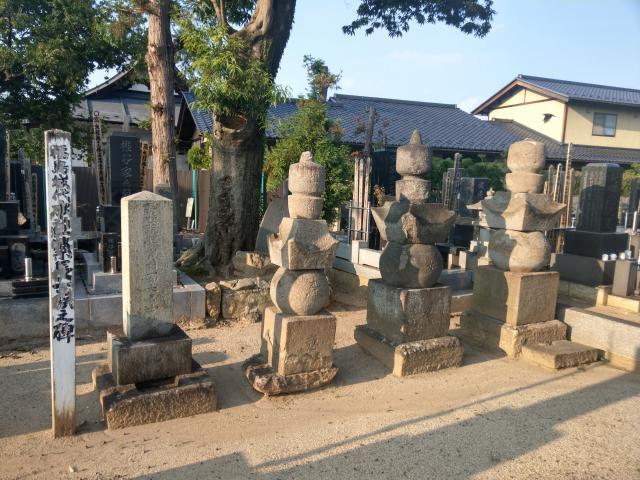 福島県長楽寺のお墓