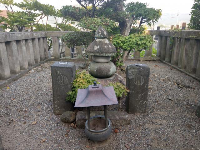 福島県宝積寺のお墓