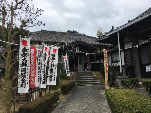 愛知県天竜山 誓海寺の本殿