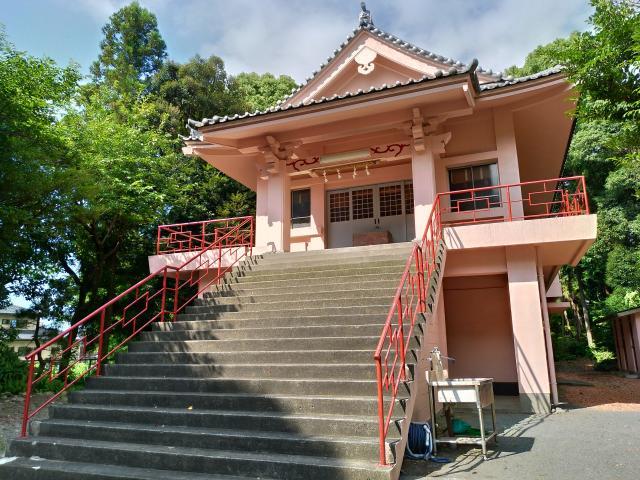 山神社の近くの神社お寺|四ツ家稲荷神社