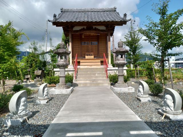 山神社(静岡県竪堀駅) - 本殿・本堂の写真