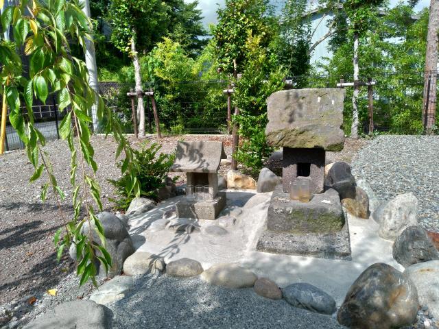 静岡県山神社の末社