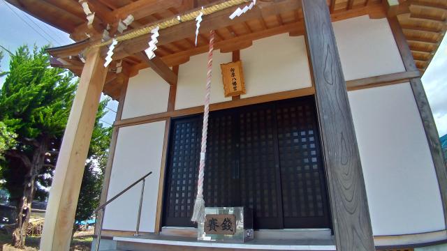 向原八幡宮(静岡県源道寺駅) - 本殿・本堂の写真