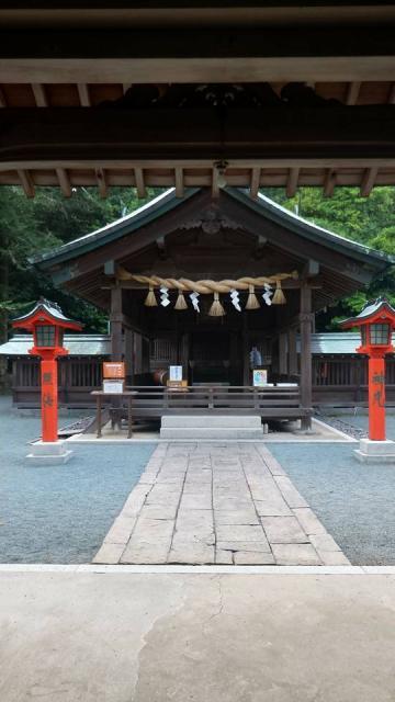 宗像大社(福岡県東郷駅) - 本殿・本堂の写真