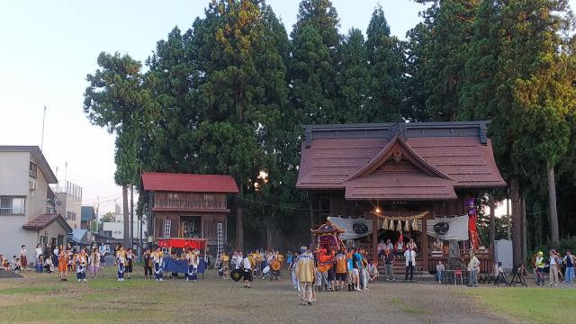 祇園社のお祭り