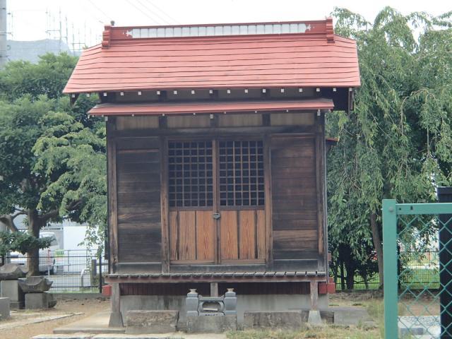 七座下稲荷神社の地蔵