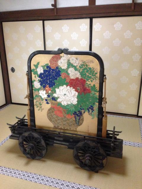 京都府三千院門跡の芸術