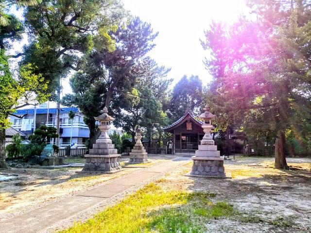 八幡社 春日社合殿の建物その他