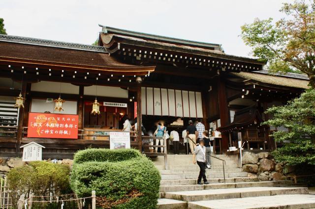 賀茂別雷神社(上賀茂神社)の山門