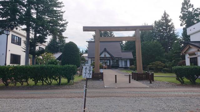 八甲田神社の建物その他