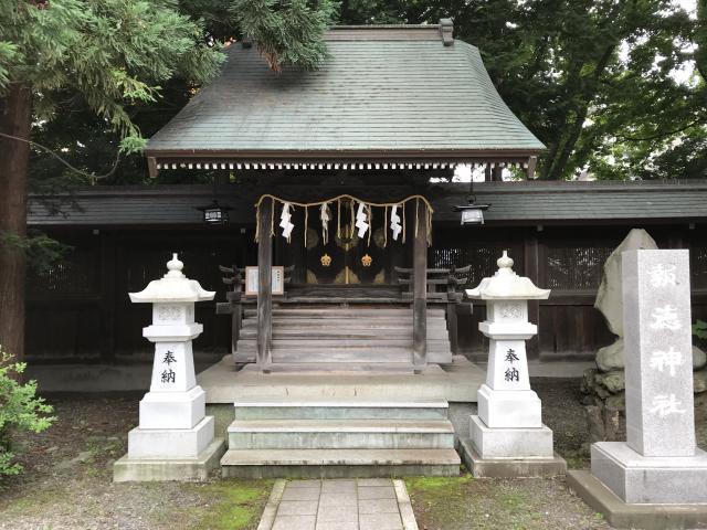 琴似神社の末社