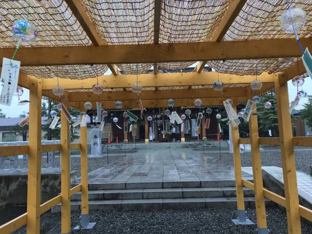 美瑛神社の建物その他