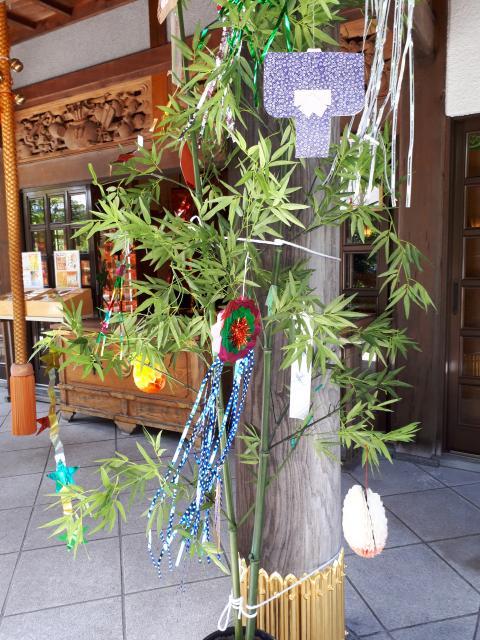 西野神社の本殿