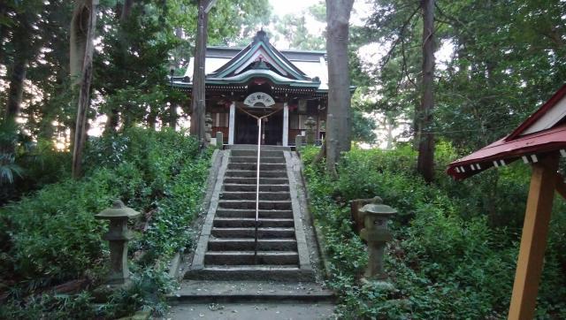 水戸愛宕神社の建物その他