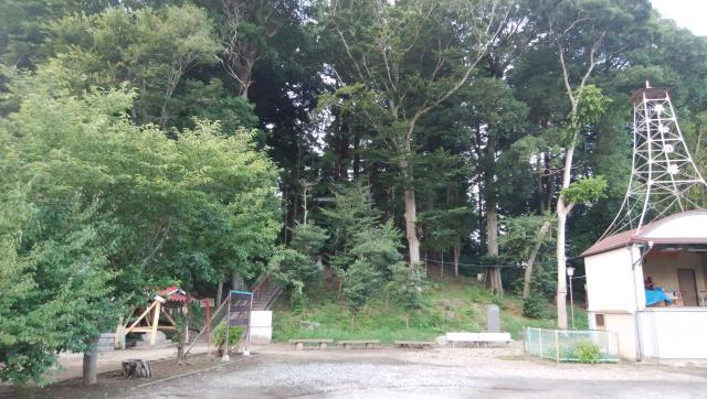 水戸愛宕神社の周辺