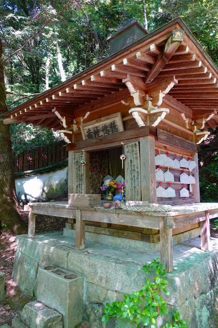 瀧宮神社の本殿
