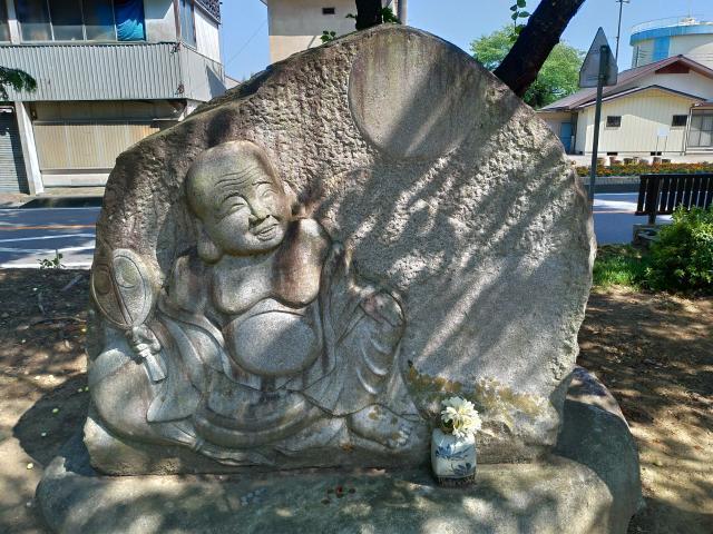 佐竹寺の像