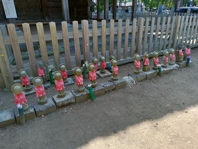 佐竹寺の地蔵