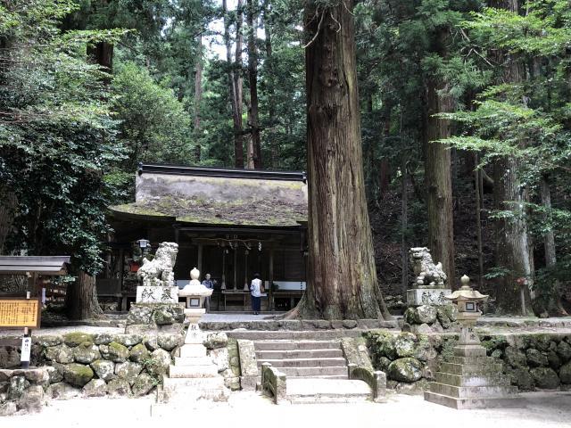 奈良県室生龍穴神社の建物その他