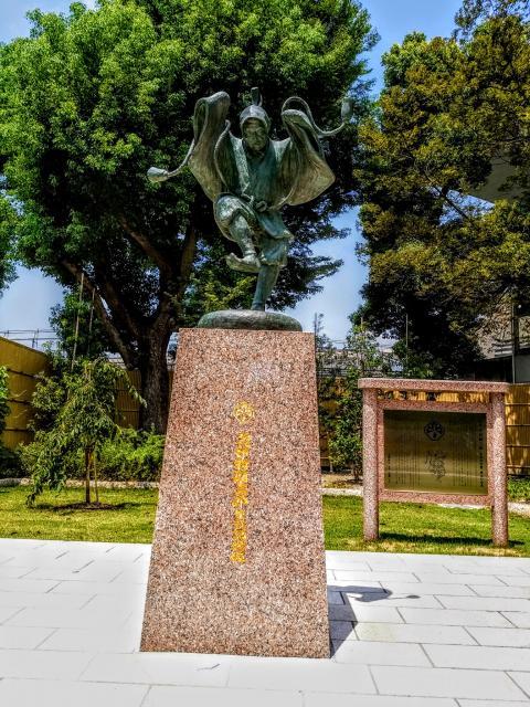 豊國神社(愛知県中村公園駅) - 像の写真