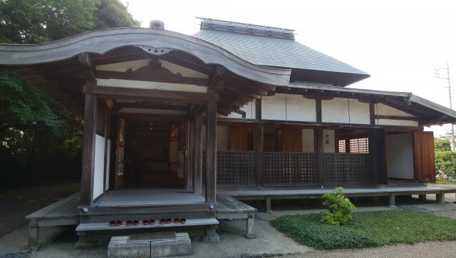 茨城県湫尾神社の本殿