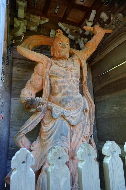大聖院の像