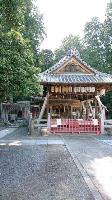 京都府稗田野神社の建物その他