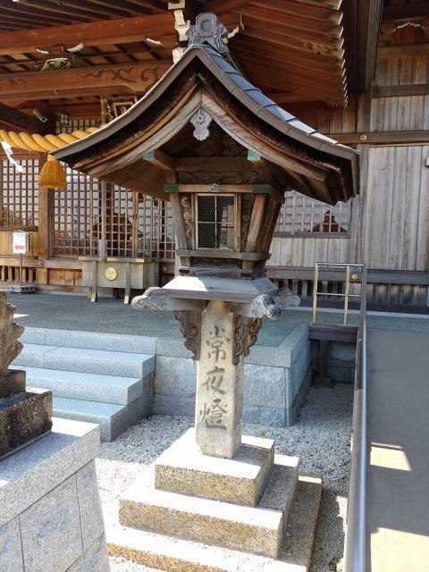 愛知県海椙神社の建物その他