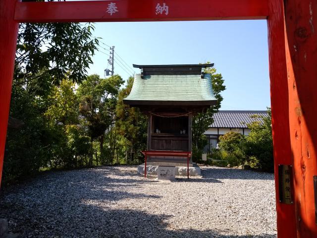 愛知県海椙神社の本殿