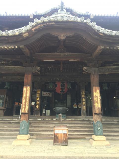 和歌山県粉河寺の本殿