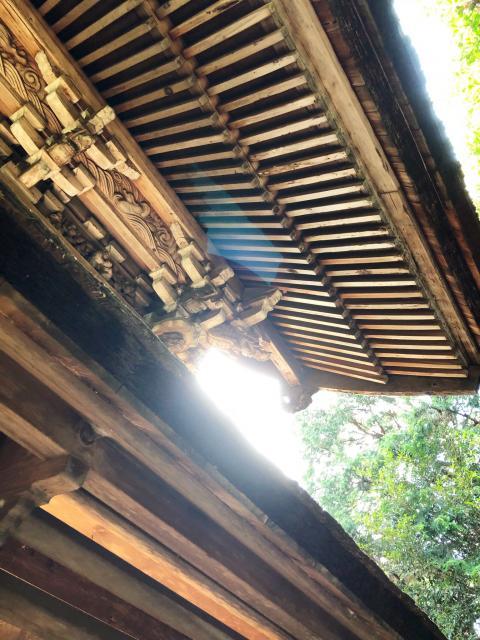 手力雄神社の建物その他