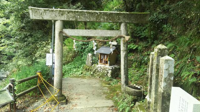 京都府天岩戸神社の鳥居