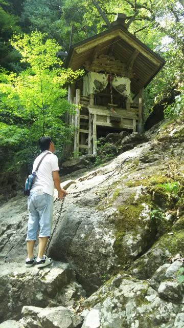 京都府天岩戸神社の本殿