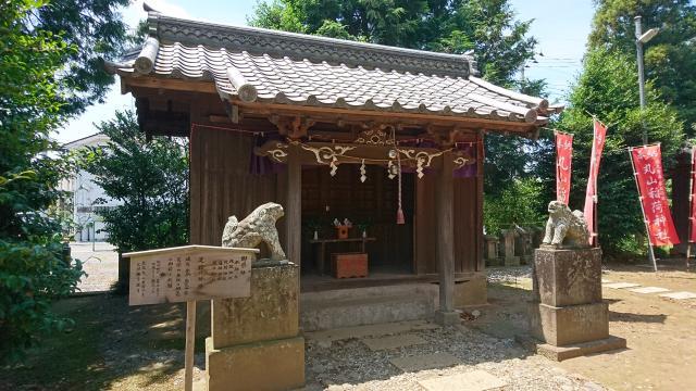 鶴峯八幡宮の本殿