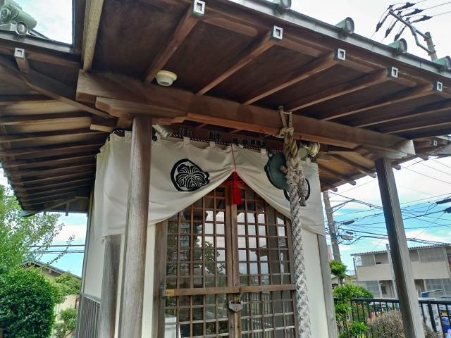 神奈川県福寿観音堂の本殿