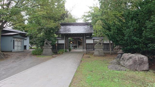 黒石神社の建物その他